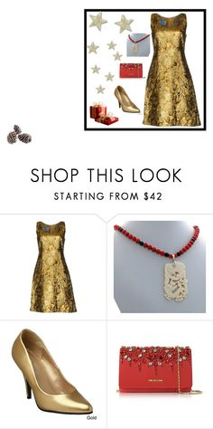 """""""It's Never Too Early"""" by rivendellrockjewelry on Polyvore featuring Prada, Pleaser and Love Moschino"""