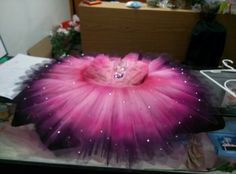 Maybe sugar plum fairy, waltz of the flowers, or dew drop fairy tutu?