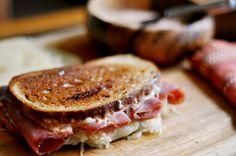 Mississippi Kitchen: The Classic Reuben Sandwich