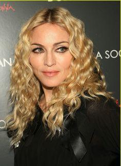 Madonna still going strong.
