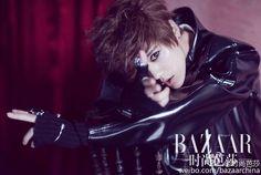 [PHOTO] Luhan @ Harperz Bazaar China