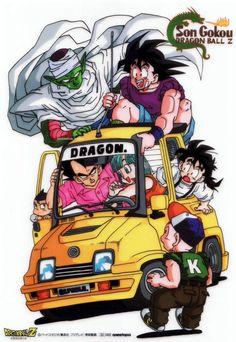 anime dragon ball Z dragon ball Bulma vegeta Son Goku trunks Son Gohan Akira Toriyama kuririn piccolo cell saga Dragon Ball Gt, Manga Anime, Got Anime, Manga Girl, Anime Girls, Akira, Manga Dragon, Super Anime, Z Arts