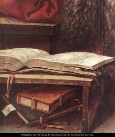 St Jerome (detail) - Albrecht Durer