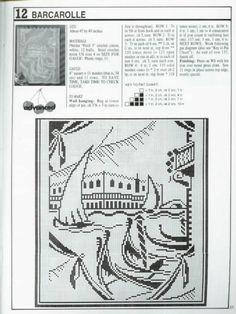 Gallery.ru / Фото #146 - Crochet Filet pour Point de Croix 1 - Mongia