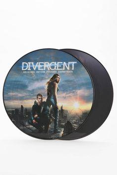 Divergent - Original Soundtrack LP