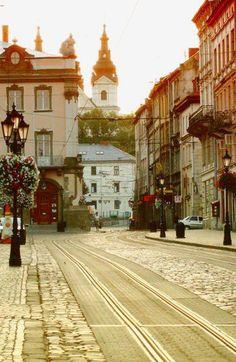 Lviv , W Ukraine, from Iryna