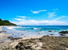nice Montezuma Beach HD Image