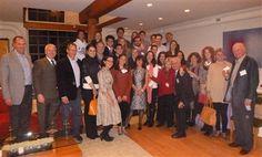 Suffield Academy ~ San Francisco Reception
