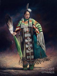 Native American Regalia, Native American Clothing, Native American Beauty, American Indian Art, American History, Native American Paintings, Native American Pictures, Native American Artists, Rhythm Art