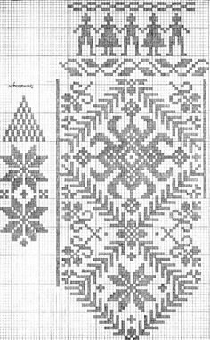 Thrilling Designing Your Own Cross Stitch Embroidery Patterns Ideas. Exhilarating Designing Your Own Cross Stitch Embroidery Patterns Ideas. Crochet Mittens, Mittens Pattern, Crochet Gloves, Knitting Charts, Knitting Stitches, Knitting Patterns, Hand Knitting, Embroidery Patterns, Cross Stitching