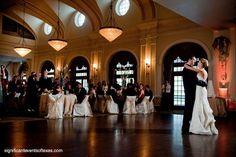 dance floor Crystal Ballroom
