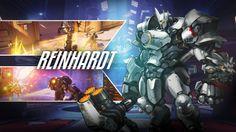 Download Reinhardt Overwatch Wallpaper by Pt Desu 2560x1440