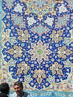 Walls of Yazd, Iran | Islamic Arts and Architecture
