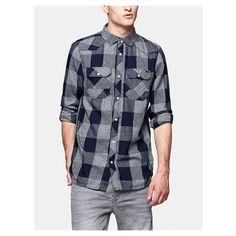 Overhemd, Check shirt - The Sting