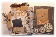 Prima Engraver Mini Album - Scrapbook.com
