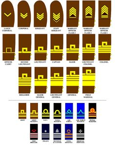 us wwii uniform Military Post, Military Ranks, Military Units, Military Insignia, Second Lieutenant, Lieutenant General, Navy Rank Insignia, Navy Ranks, Military Ribbons