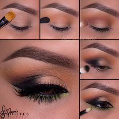 16 Hay que ver tutoriales paso a paso de maquillaje para salir de noche