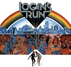 Logan's Run le film  This movie was so silly but it was fun to watch.