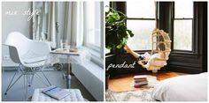 Diferentes estilos para tu rincón de lectura.