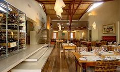Cape Town - Food & Drink - Aubergine