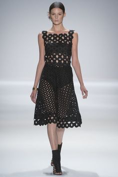 Vivienne Tam  luv the design but not the see through- nice with taupe lining