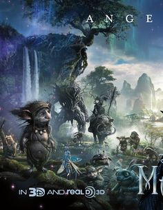 Maleficent Banner Gives A Closer Look At Fantastical Creatures