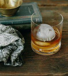Whiskey Ball Round Ice Molds