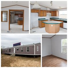 82 Best Affordable, High-End Singlewide Mobile Homes images