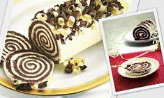 Receptek, és hasznos cikkek oldala: Manhattan rolád Hungarian Desserts, Hungarian Recipes, No Bake Desserts, Dessert Recipes, Christmas Dishes, Sweet Cookies, Eat Dessert First, Sweet And Salty, Diy Food
