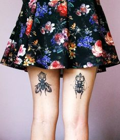 diamond bugs #tattoo