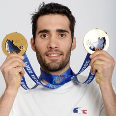 Martin Fourcade Olympic Medals, Winter, Biathlon