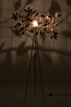 Vertical Garden Lamp