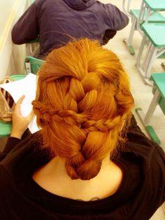 Trança embutida #HairByLessa