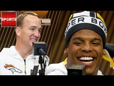 Cam Newton Interview At Super Bowl Media Day #SB50 - YouTube