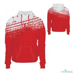 Sublimated Personalised #Hoody