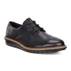 Полуботинки ECCO TOUCH FLATFORM 281513/01001 | Цена 9290 руб.| Купить в интернет-магазине ecco-shoes.ru