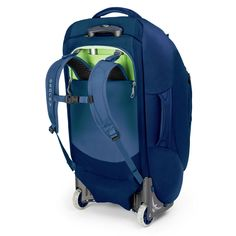 Osprey Meridian 75 Wheeled Travel Backpack - Lagoon