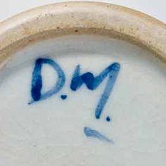 Donald Mills - DM mark