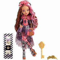 Ever After High Boneca De Primavera Cedar Wood Mattel - R$ 169,99