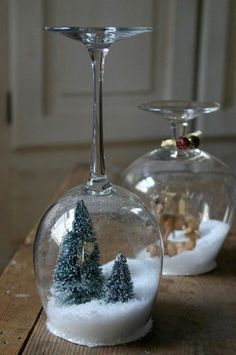 Top 10 DIY Christmas Snow Globes - Top Inspired