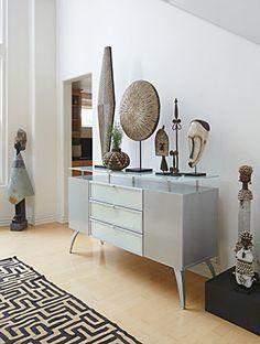 African Interiors www.ingeniousnesting.com