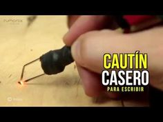 Pirografia en Madera Tutorial Para principiantes Pirograbado Paso a Paso - YouTube Metal Projects, Easy Diy Projects, Projects To Try, Survival Fishing, K Crafts, Tool Organization, Dremel, Wood And Metal, Good To Know