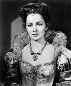 Olivia de Havilland - THE PRIVATE LIVES OF ELIZABETH AND ESSEX