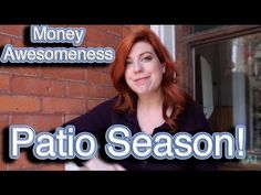Summer is here!! Learn how you can save money during patio season!