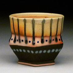 Miranda Howe  I would love to have the space and money to collect art glass or pottery. Just love the look and textures.