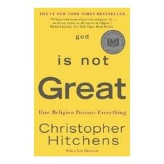 reading this now. first i've read of hitchens. extraordinarily well written. will read more of him. interested to see how this compares to the god delusion by dawkins, which i have yet to read.