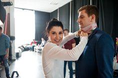Dzięki uprzejmości marki Strellson w dniu wczorajszym odbyła się sesja zdjęciowa, podczas której Agnieszka Świst-Kamińska - właścicielka Szkoły Męskiego Stylu wraz ze swoim zespołem miała przyjemność pracować z wyjątkowymi klientami.