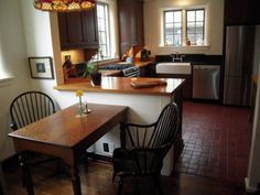 Cozy kitchen information about and spaces on pinterest for Small cozy kitchen ideas