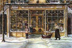 Window Shoppers...Trisha Romance