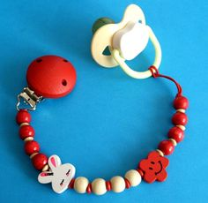 HOLDER DUMMY PACIFIER SOOTHER CHAIN CLIP CADENA DE CHUPETE CHUPETERO Z2   US   CORREA PARA CHUPON